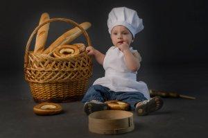 """Воркшоп для фотографів """"Маленькі кулінари"""""""