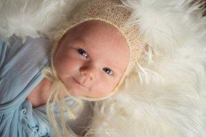 Новорічний воркшоп по зйомці новонароджених