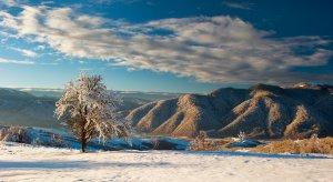 Зима в Колочаві. Павло Пивовар