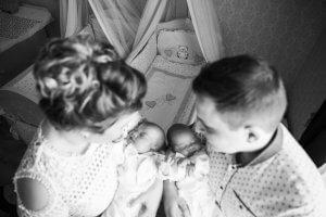 Хрестини. Фотографія немовлят