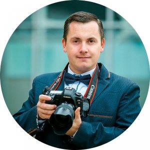 Фотограф Ігор Чорній