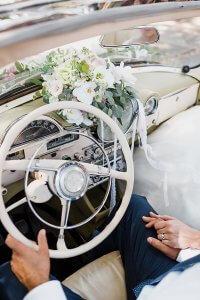 Весільне ретро авто
