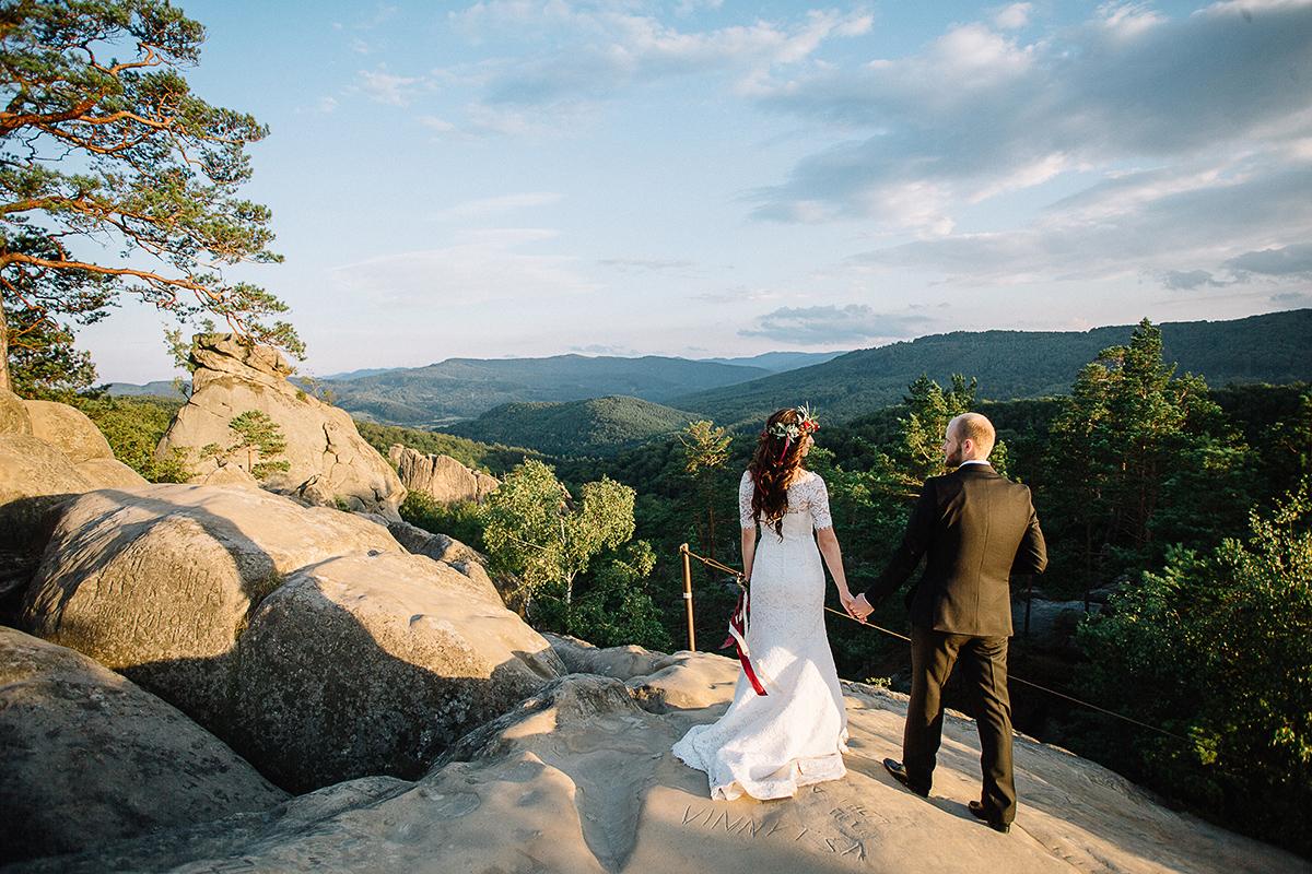 Весільна фотозйомка молодят