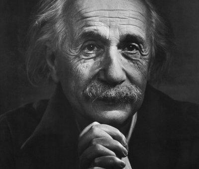 Альберт Ейнштейн. Портрет