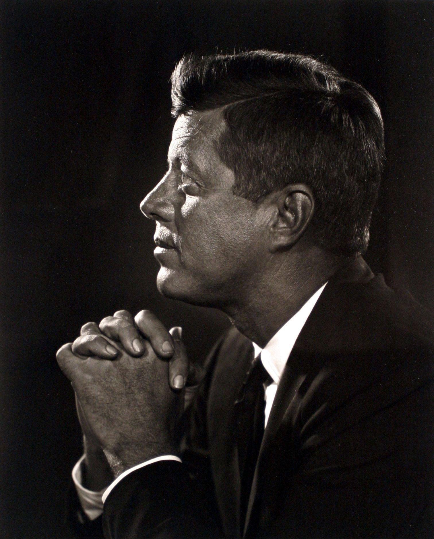 Джон Кеннеді. Портрет